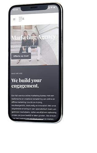 Lou & Lou marketing agency | online marketing bureau